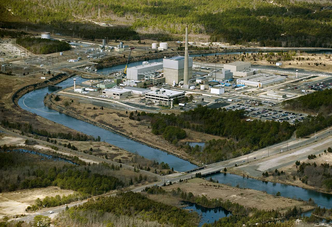 Oyster Creek Generating Station. (Photo: Exelon Energy)