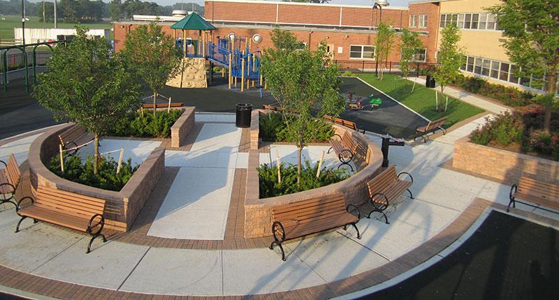 Emma Havens Young Elementary School (Photo: T&M Associates)