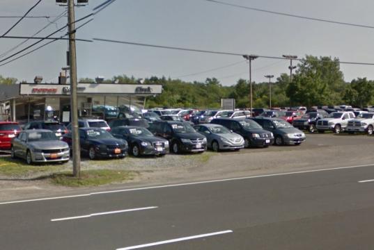 The former Circle Dodge dealership in Brick, N.J. (Credit: Google Maps)