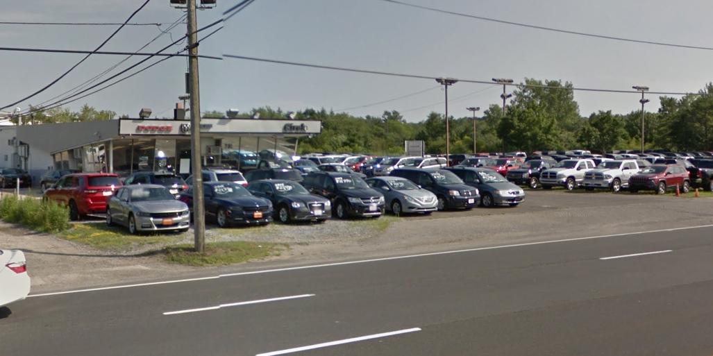 Dodge Dealers In Nj >> Car Dealer Chain Proposes Renovating Former Circle Dodge