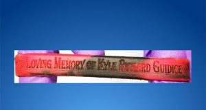 A memorial wristband honoring Kyle Guidice, a Brick teen who died in 2008. (Credit: MCPO)