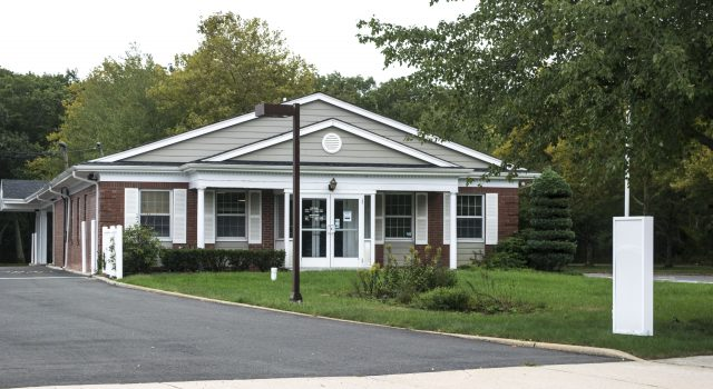The location where a medical marijuana facility will be proposed in Brick Township. (Photo: Daniel Nee)