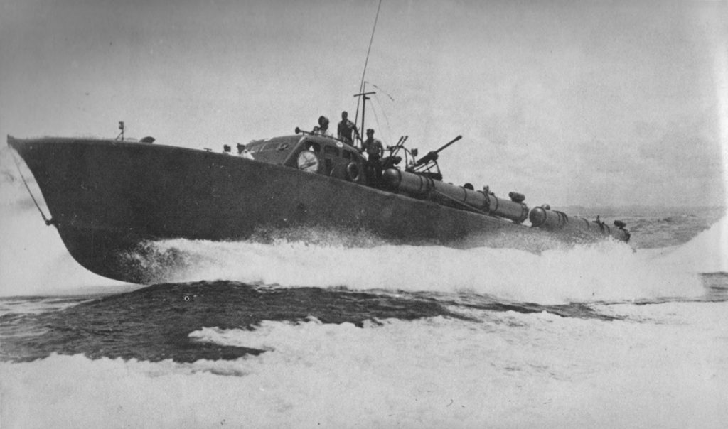 PT Boat (File Photo)