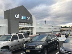 The At Home store in Brick Township, N.J., Nov. 20, 2018. (Photo: Daniel Nee)
