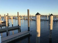 Traders Cove Marina, Dec. 4, 2018. (Photo: Daniel Nee)
