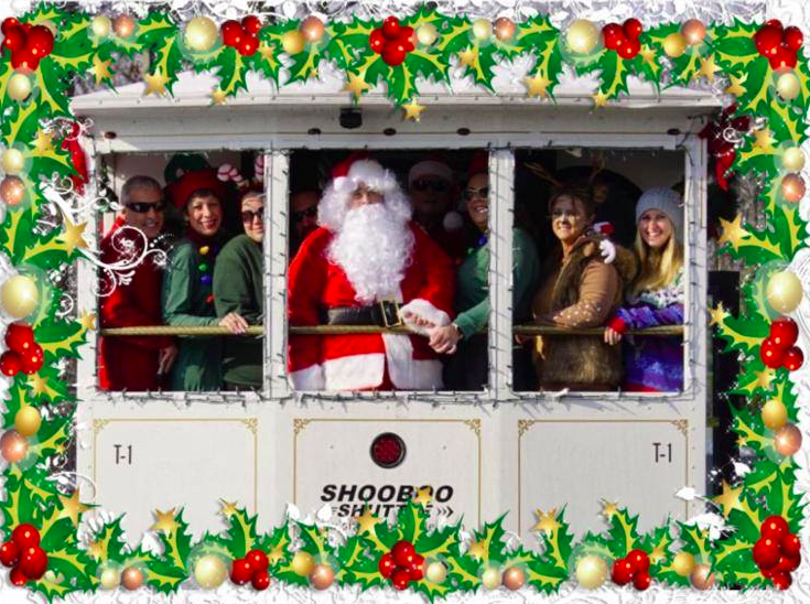 Christmas Events In Nj.Holiday Trolley To Collect Gifts For Christmas Toy Drive In