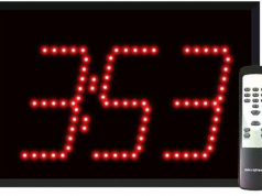 Countdown timer. (Credit: Microframe Corp.)