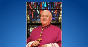 Bishop John M. Smith (Photo: Diocese of Trenton)