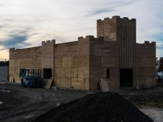 A White Castle restaurant under construction in Brick, N.J., Jan. 2019. (Photo: Daniel Nee)