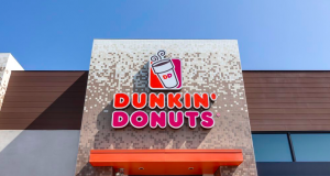 Dunkin' Donuts. (Credit: Dunkin' Donuts/Media)