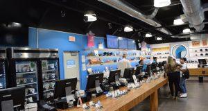 Reef Dispensary, Las Vegas, NV. (Photo: Daniel Nee)