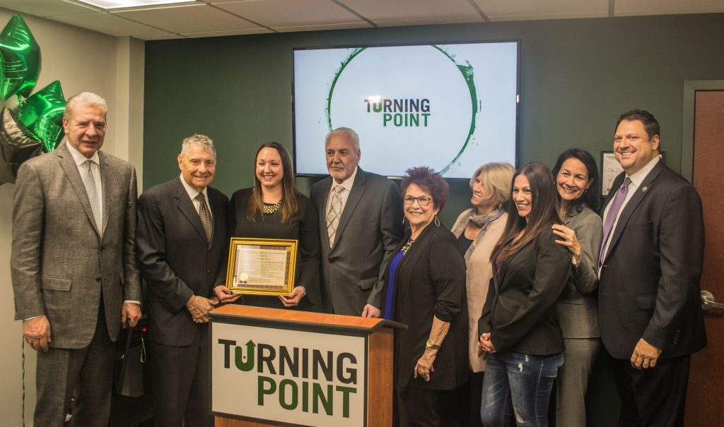 The opening ceremony of Turning Point in Lakewood. (Photo: Daniel Nee)