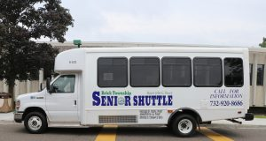 The Brick Township Senior Shuttle