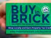 Buy in Brick Card