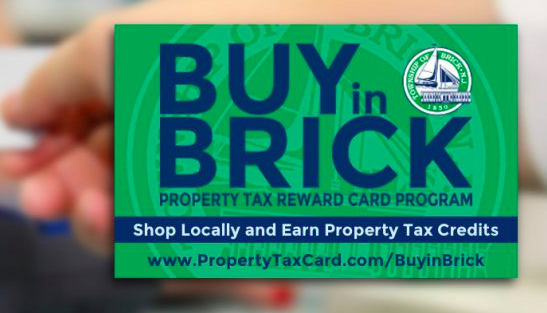 Buy in Brick Card