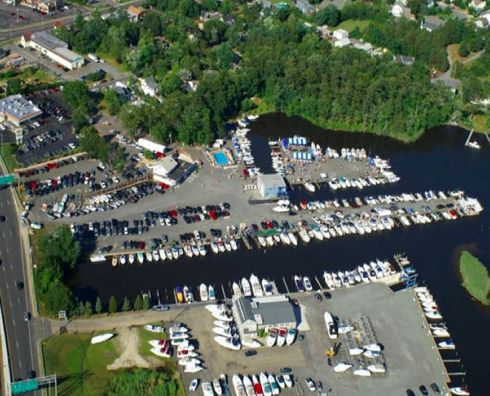 Jersey Shore Marina, Brick, N.J.