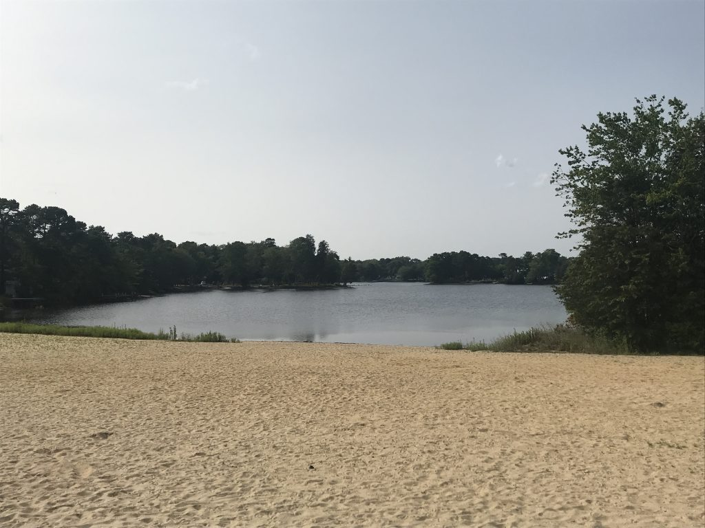 Lake Riviera, Brick, N.J., July 2019. (Photo: Daniel Nee)