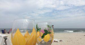 Wine on the Beach (Photo: Daniel Nee)