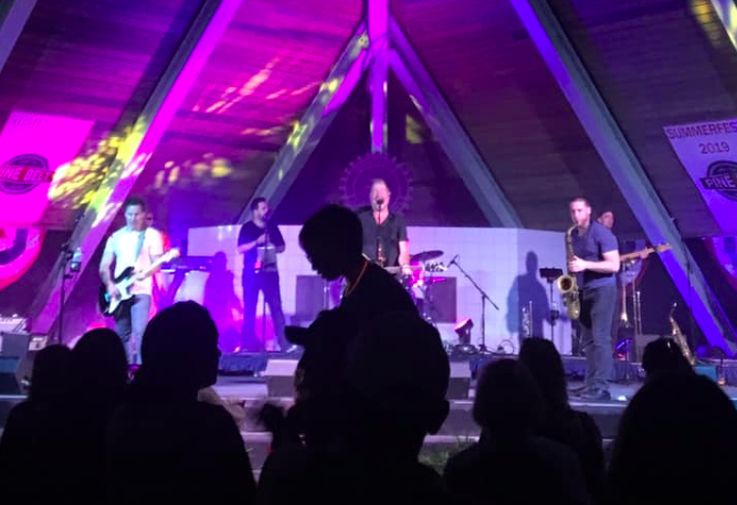 Summerfest Performance in 2019. (Photo: Denise Marchisotto/ Facebook)