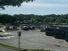 Brick Public Works Facility, Ridge Road, Brick, N.J.