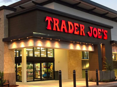 Trader Joe's Sign (Credit: Trader Joe's)