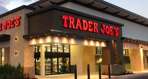 Trader Joe's Sign (Credit: Trader Joe's)