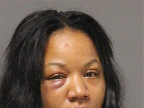 Ciara Williams (Photo: Ocean County Jail)