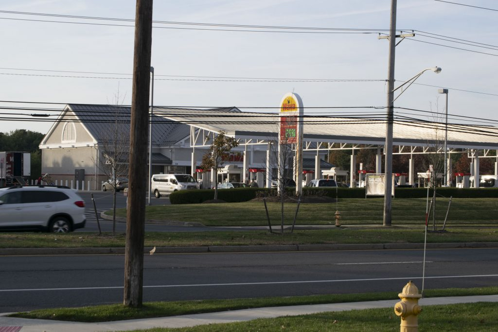 The Wawa store at 116 Brick Boulevard. (Photo: Daniel Nee)