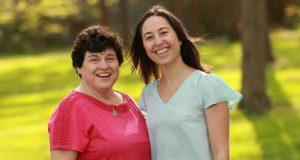 Eileen Della Volle and Erin Wheeler