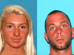 Brittany Keifer and Kyle Ramos. (Photos: OCPO)