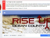 A screenshot shows the unpublished RUOC page, Feb. 5, 2020. (Photo: RUOC)