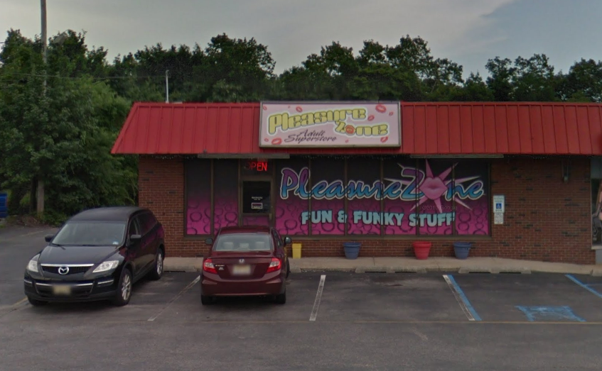Pleasure Zone, Brick, NJ (Credit: Google Maps)