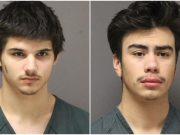 David Lavroff, 18, of Toms River and James Clark, 18, of Brick. (Photo: Ocean County Jail)