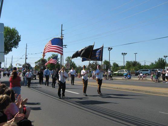 Brick Township Memorial Day Parade. (Credit: VFW Post 8867/ Facebook)