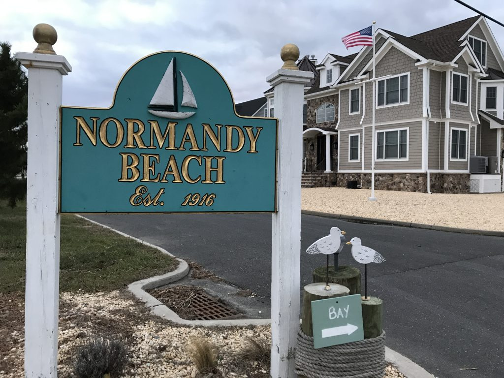 Normandy Beach, Brick and Toms River, N.J. (Photo: Daniel Nee)