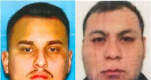 Victor Mendoza-Gutierrez and Jose Quintero. (Photos: OCPO)