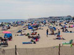 The Point Pleasant Beach oceanfront, Point Pleasant Beach, N.J. (Photo: Daniel Nee)