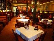 Indoor dining rooms. (File Photo/ Credit: Shreveport-Bossier Convention and Tourist Bureau/ Flickr)