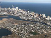 Atlantic City casinos and boardwalk. (Photo: Daniel Nee)