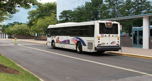 An NJ Transit bus. (Credit: NJ.gov)