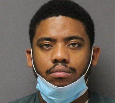 Demetrius Baynard (Photo: Ocean County Jail)