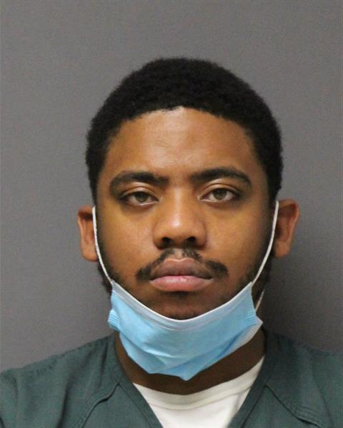 Demetrius Baynard (Photo: Ocean County Jail)