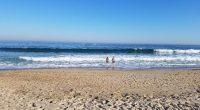A coveted November beach day, Nov. 8, 2020. (Photo: Patricia Nee)