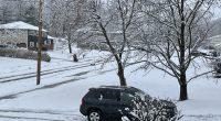 The Feb. 7, 2021 snowfall in Brick, N.J. (Photo: Daniel Nee)