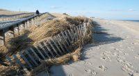 Brick Beach III following the Feb. 2021 nor'easter. (Photo: Daniel Nee)