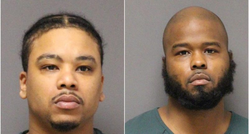 David Gonzalez and Joshua Gonzalez. (Photos: Ocean County Jail)