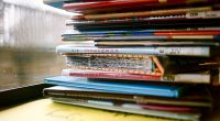 A stack of children's books. (Photo: a.pasquier/ Flickr)