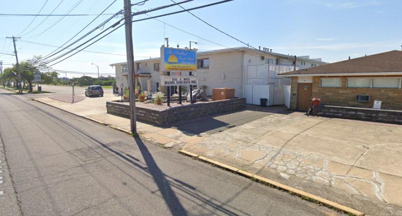 Amethyst Beach Motel (Credit: Google Maps)