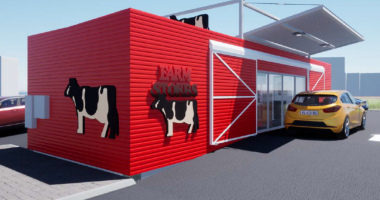 A 'Farm Store' currently being proposed in North Jersey by Pointe Companies. (Photo: Pointe Companies)