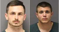 Anthony Chieffo, 25, and Alexander Santos, 22. (Photos: Ocean County Jail)